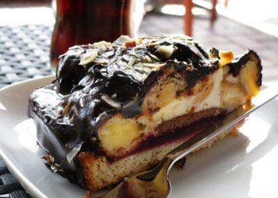Torte in Kaffeehaus Winterberg