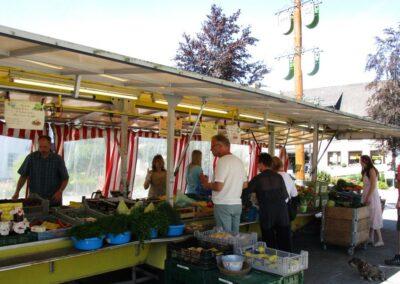 Zaterdagmarkt in Siedlinghausen