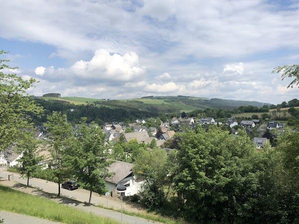 Wandelen in Winterberg