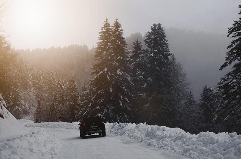 Winterband Duitsland