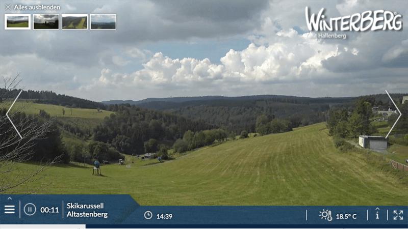 Rondkijken in Winterberg