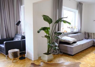Wohnzimmer Ferienhaus Villa Annabelle